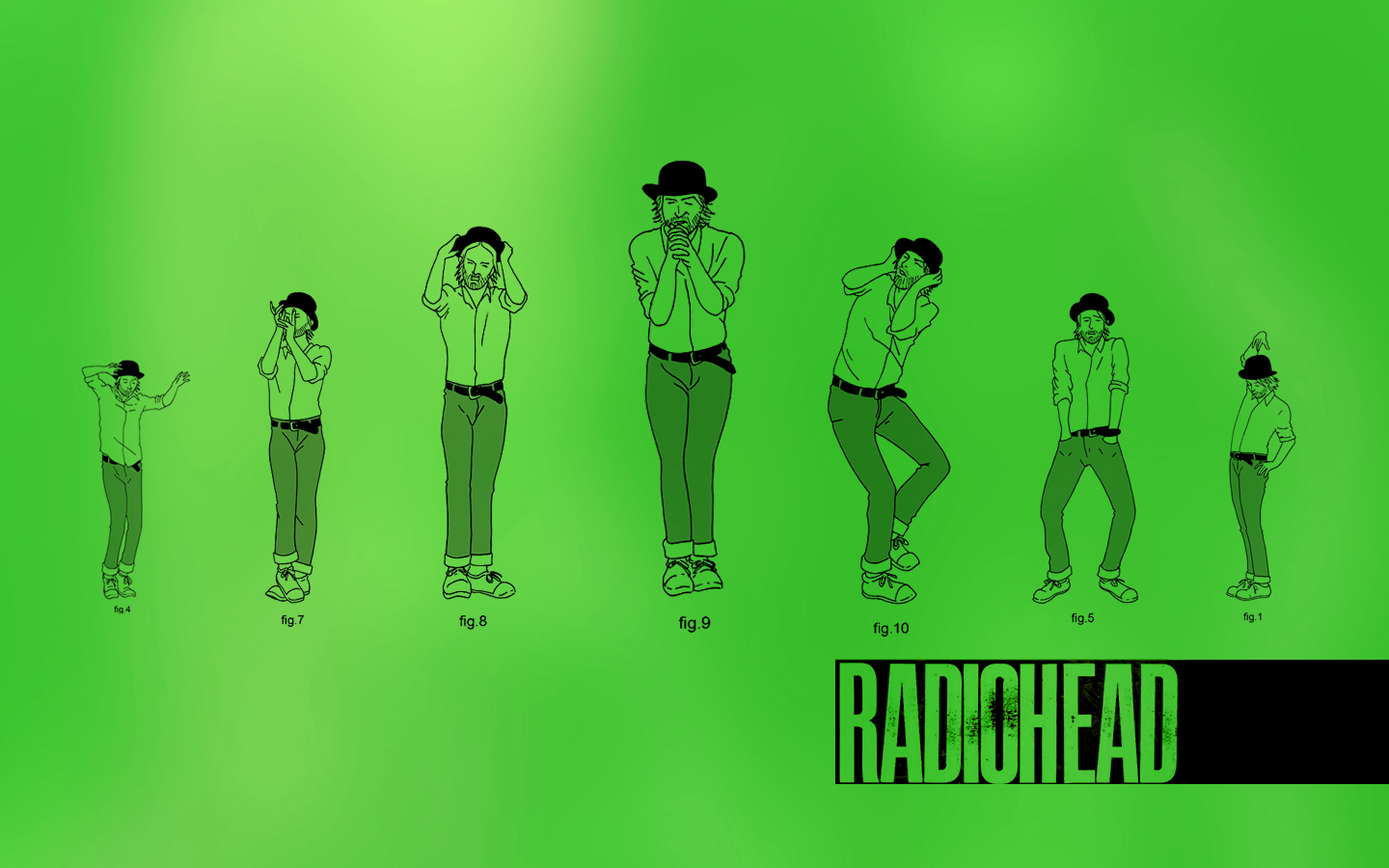 Radiohead Images Lotus Flower Dance Hd Wallpaper And Background