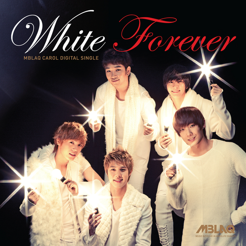 "MBLAQ پیپر وال probably with a کنسرٹ and a portrait called MBLAQ ""White Forever"" promotional pics"