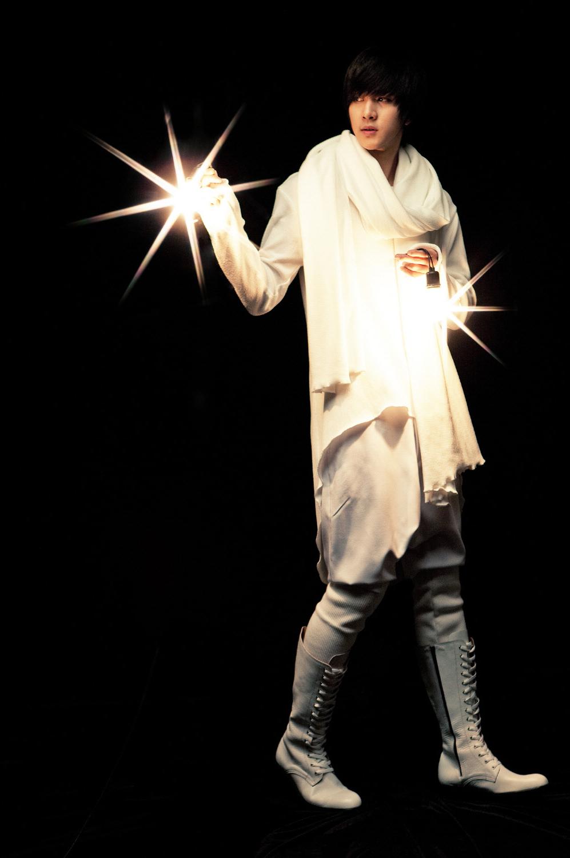 """MBLAQ Thunder """"White Forever"""" promotional pics"""
