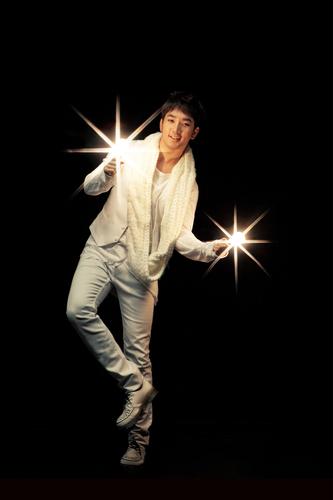 """MBLAQ G.O """"White Forever"""" promotional pics"""