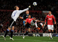 Manchester United v Schalke 04 - UEFA Champions League Semi Final - manuel-neuer photo