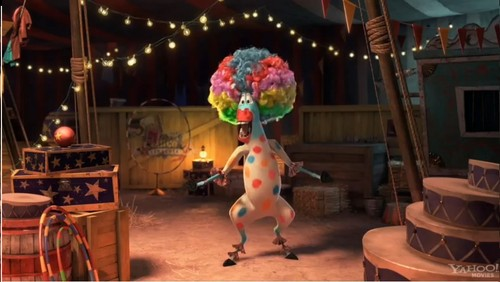 Marty from the Madagascar 3 Trailer