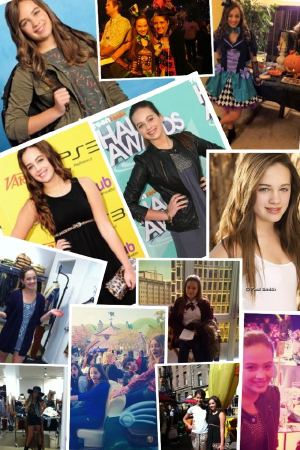 Mary Mouser kertas dinding #1
