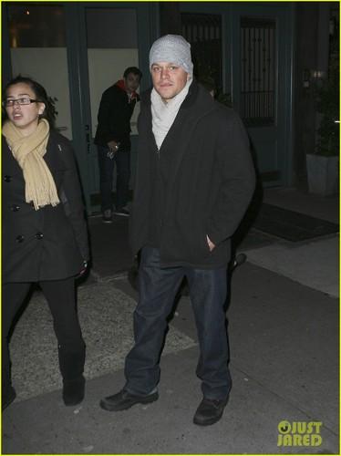Matt Damon: 'SNL' Digital Short with Katy Perry!