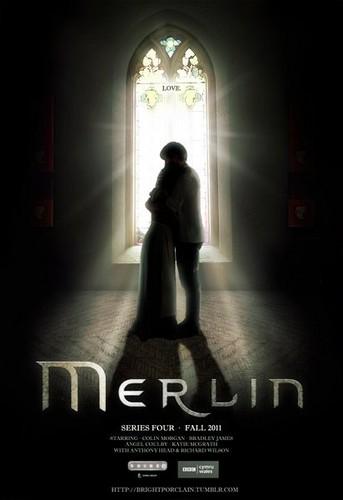 Merlin - Arthur and Guinevere