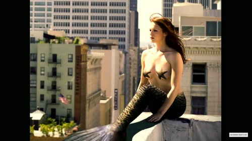 Mermaids of Hollywood  - amanda-righetti Photo