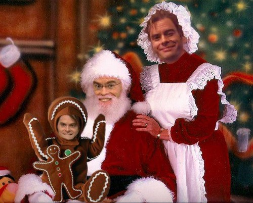 Bill Hader wallpaper titled Merry Christmas