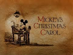 Mickey's natal Carol