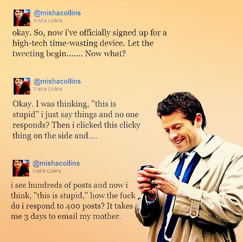 Misha Tweets