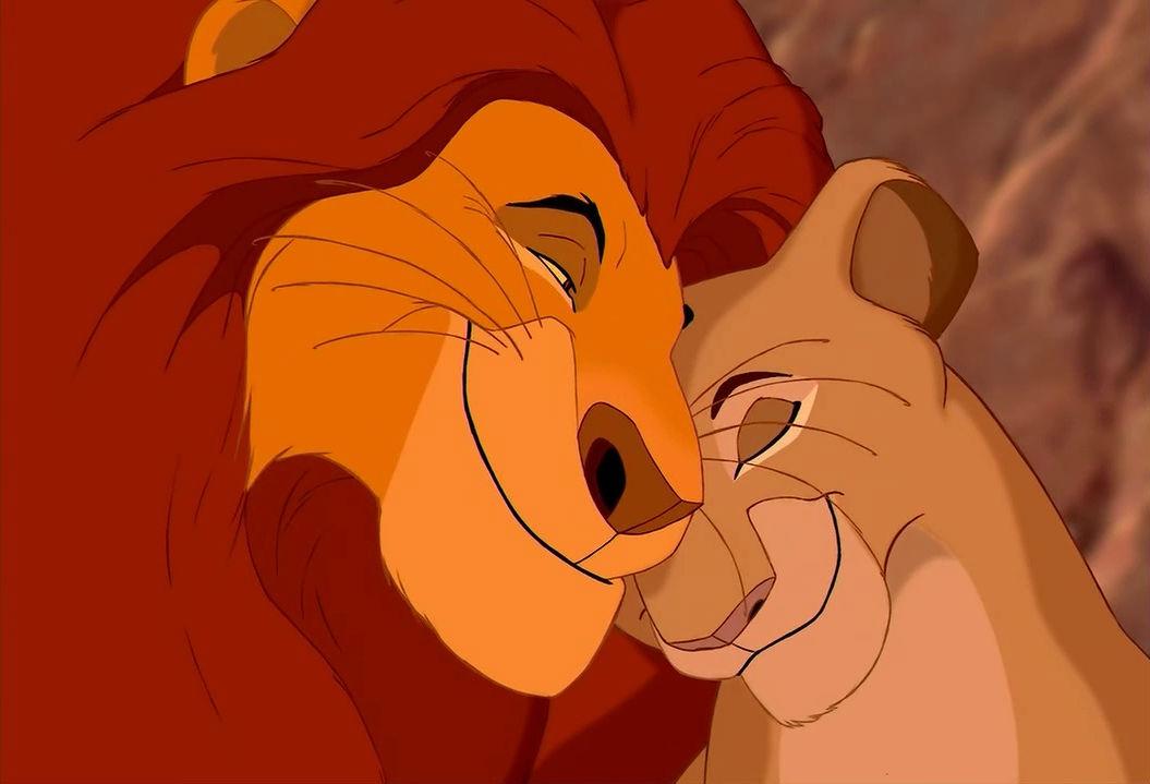 mufasa and sarabi the lion king photo 27579115 fanpop