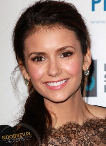 Nina Dobrev @ 'The Ripple Effect' Charity Event.