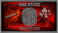 OHIO STATE BASKETBALL BRUTUS - basketball fan art