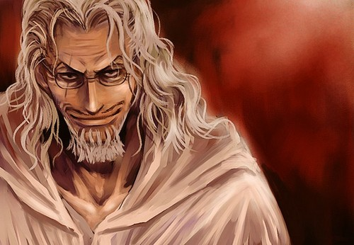 One Piece achtergrond titled Rayleigh