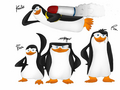 Penguins of Madagascar - penguins-of-madagascar fan art