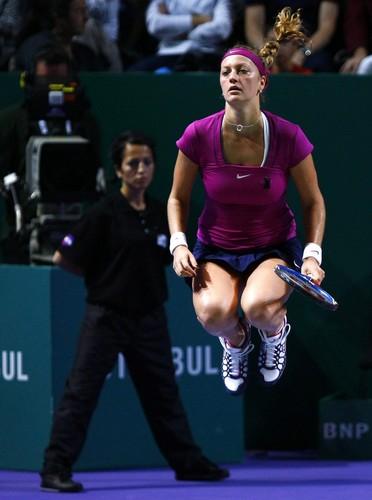Petra Kvitova 2011 body