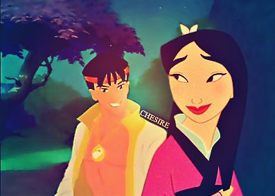 Prince Chulalongkorn/Mulan