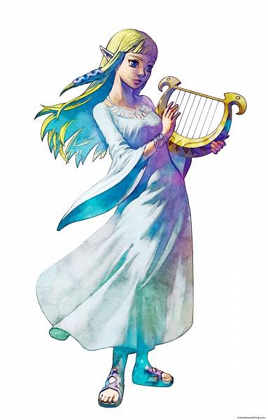 Princess Zelda - Art Work