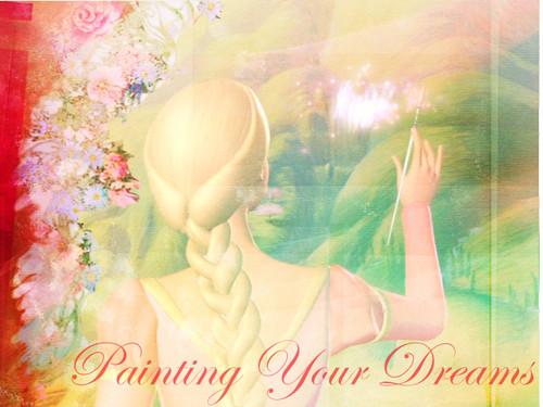 Rapunzel - Painting Your Dreams