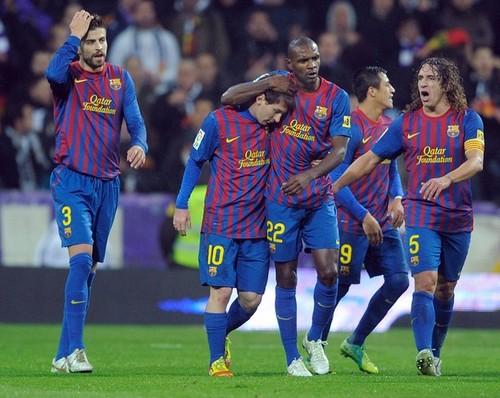 Real Madrid (1) v FC Barcelona (3) - La Liga [Round 16]