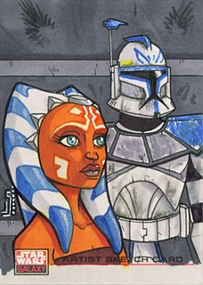Rex and Ahsoka