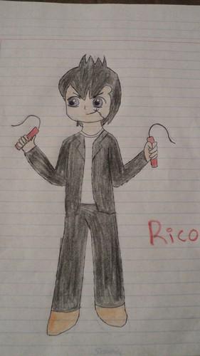 Rico Human