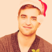 Robert Pattinson : Krismas