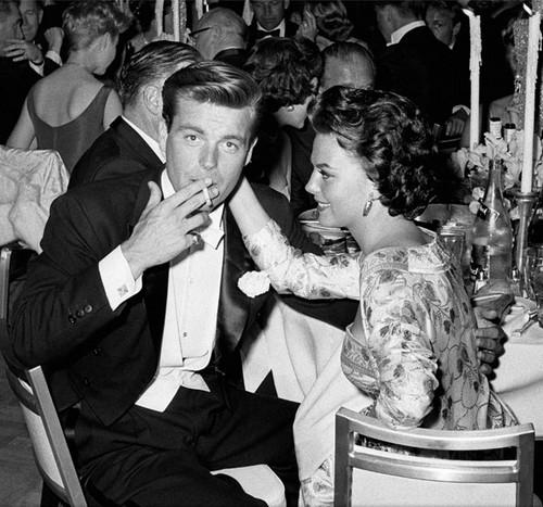 Robert and Natalie at Oscars