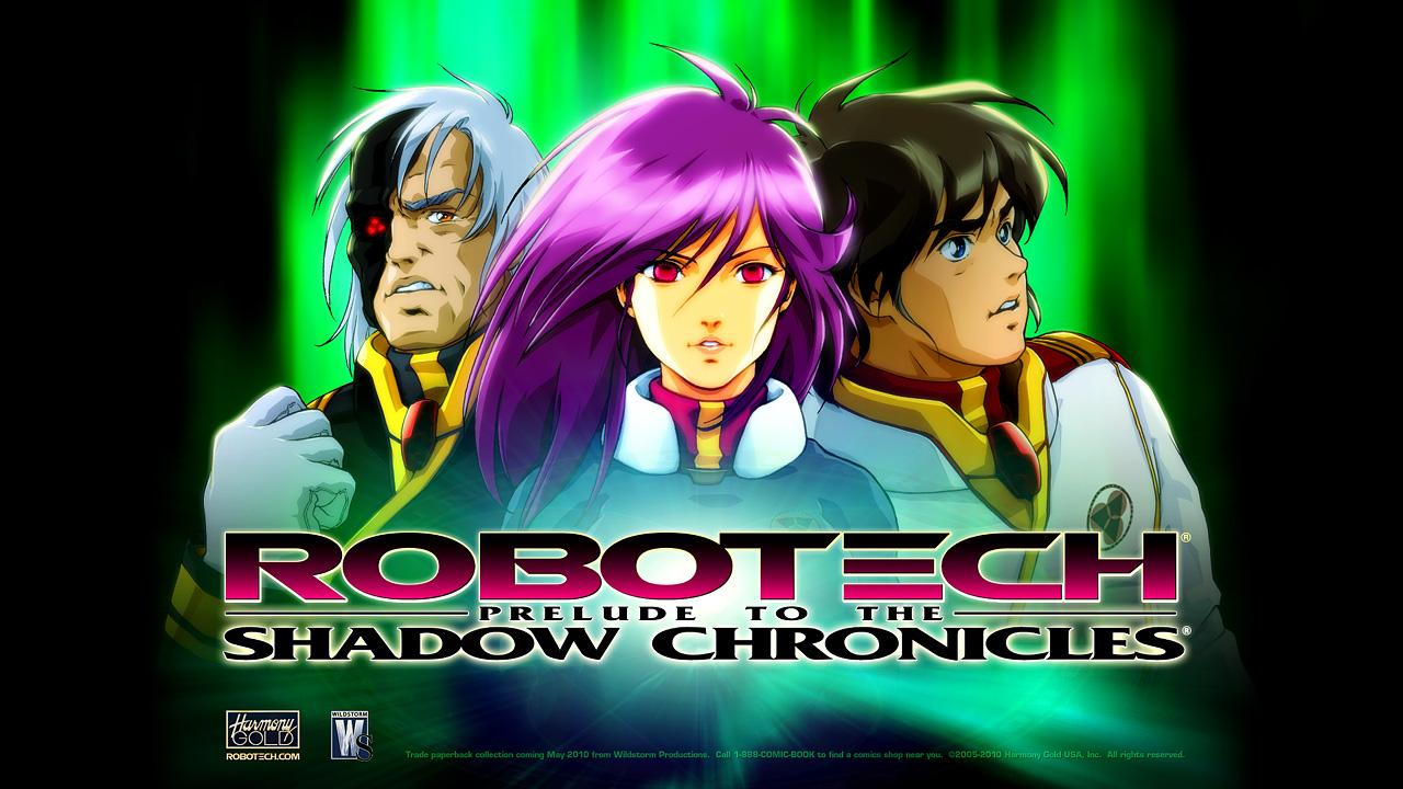 Robotech: Prelude to The Shadow Chronicles - Science ... Robotech Shadow Chronicles Characters