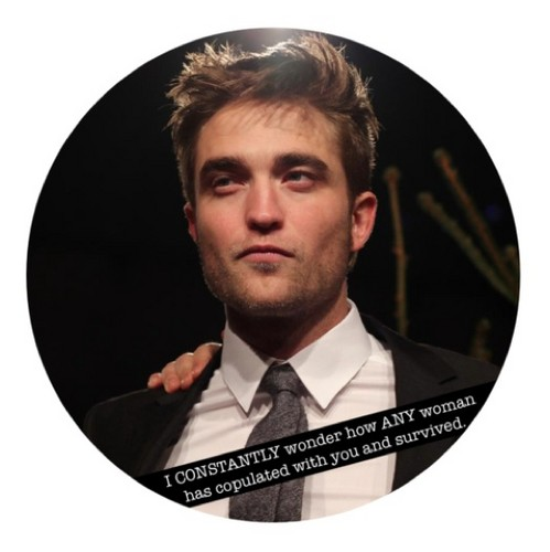 Robsessed Confessions