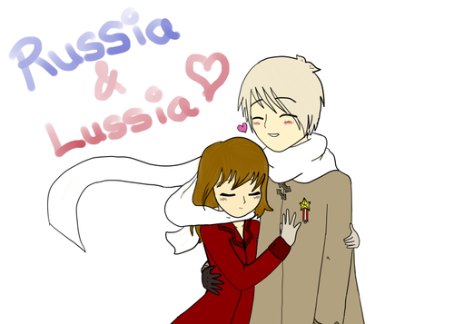 Russia and Lussia