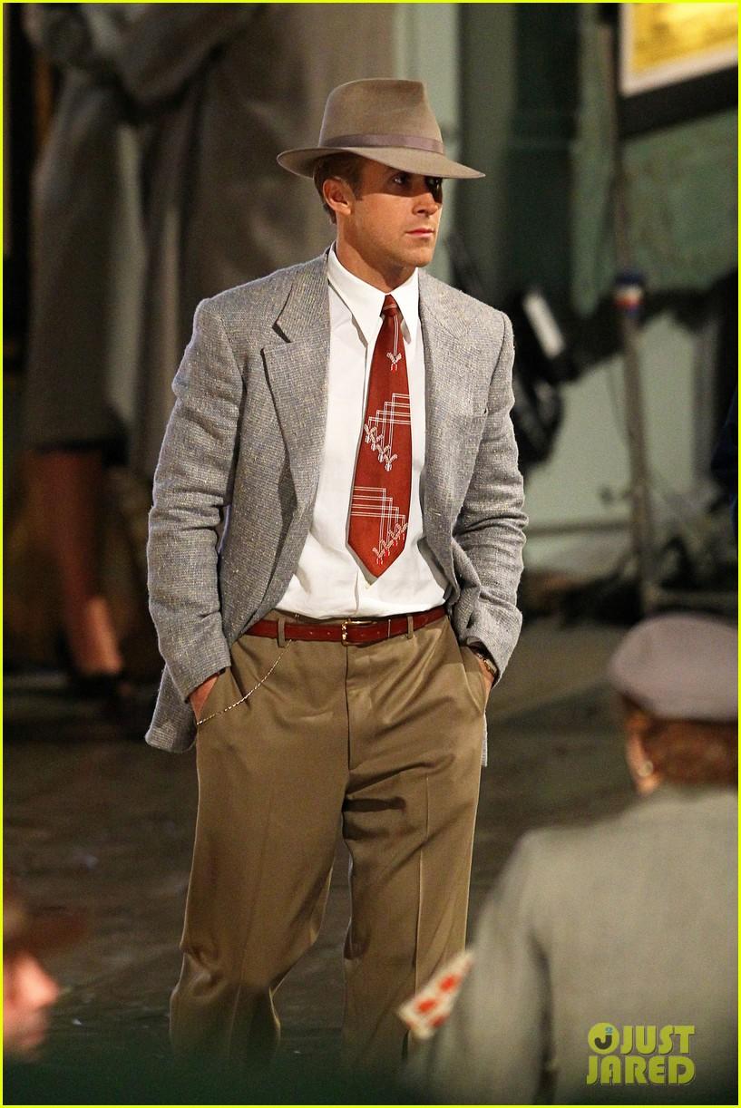e7c91e459a4dc Ryan Gosling   Gangster Squad  Hits Hollywood Boulevard! - Ryan ...