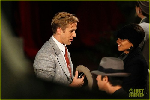 Ryan Gosling: 'Gangster Squad' Hits Hollywood Boulevard!