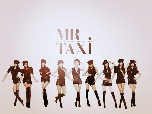 SNSD Mr.Taxi