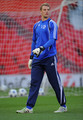 Schalke 04 - Training & Press Conference - manuel-neuer photo