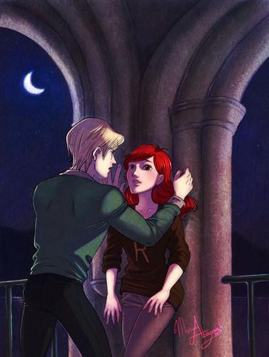 Scorpius and Rose