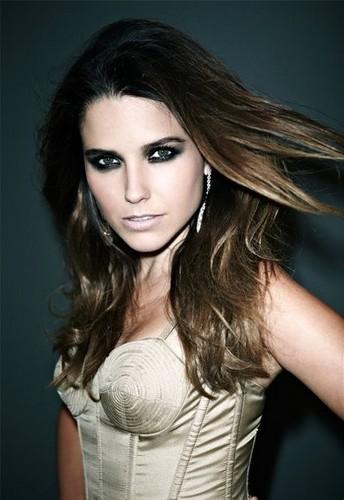 Sophia struik, bush Photoshoot 2011