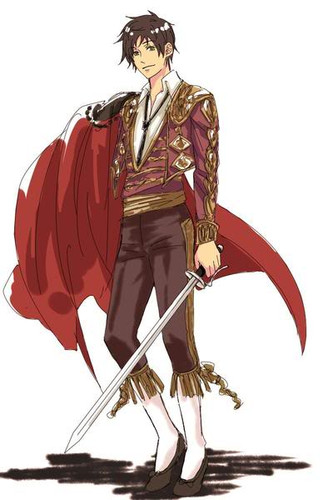 Hetalia Spain fond d'écran probably with a surcoat, surcot and a tabard entitled Spain-Rojo