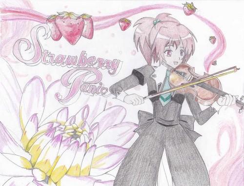 Strawberry concert