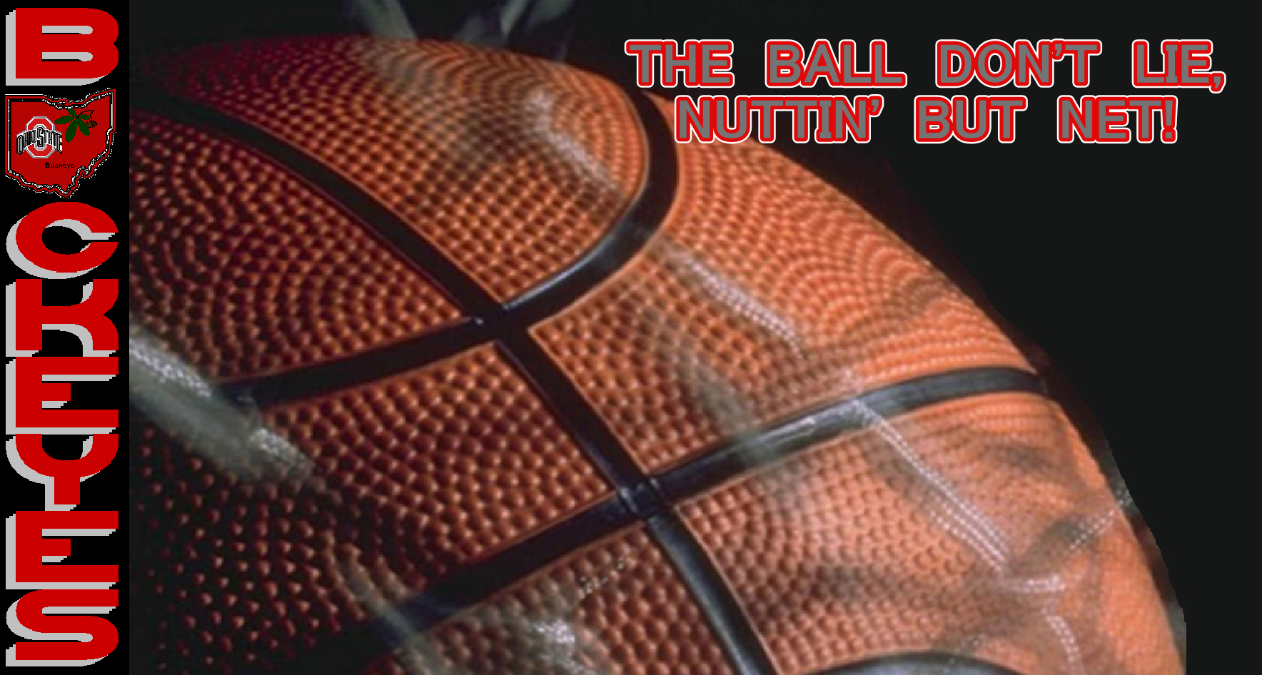 THE BALL DON'T LIE