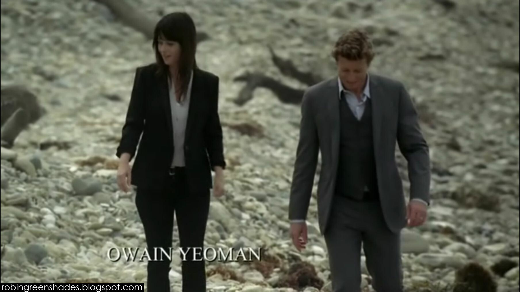 Teresa Lisbon - 4x05 Blood and Sand