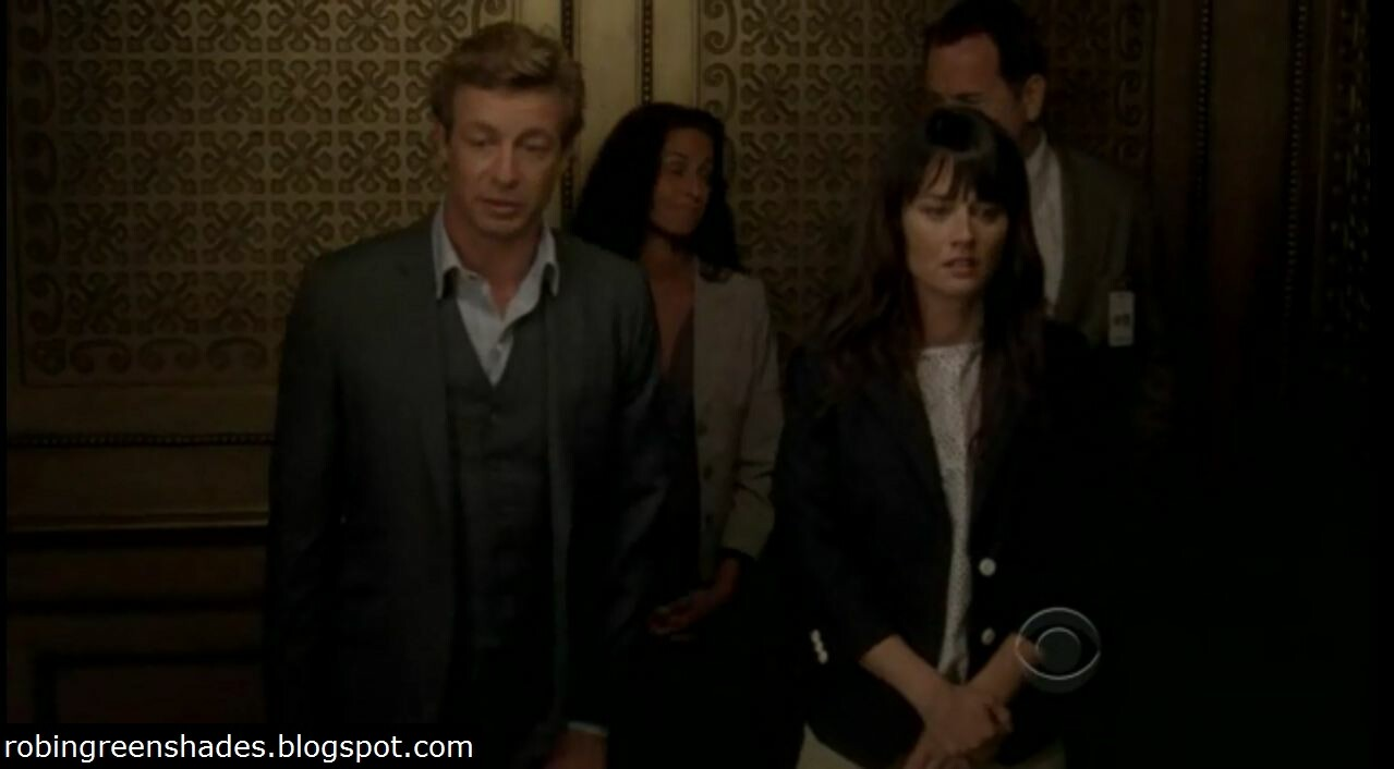 Teresa Lisbon - 4x06 Where in the World is Carmine O'Brien?
