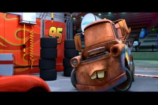 Disney Pixar Cars 2 wallpaper called That's Funny Right There!