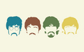 the-beatles - The Beatles wallpaper