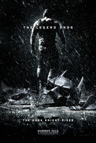 The Dark Knight Rises Poster - the-dark-knight-rises Photo