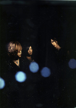 "The GazettE ""Scans"""