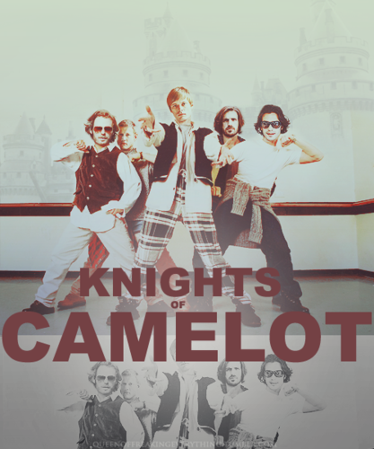 The Knights of Camelot Are In the House!