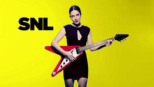 Tina Fey Hosts SNL: April 10, 2010