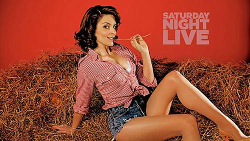 Tina Fey Hosts SNL: April 10, 2010