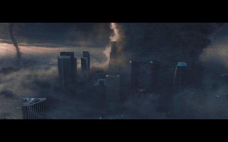 Tornado's fury