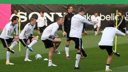 Training Session (March 2011)